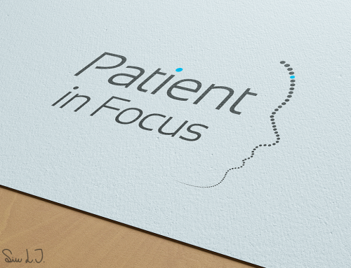 Patient in Focus logo