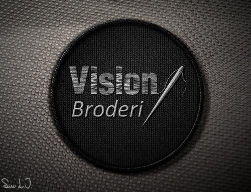 Vision Broderi logo